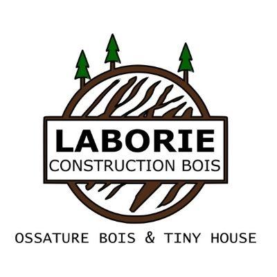 Logo Laborie Construction bois