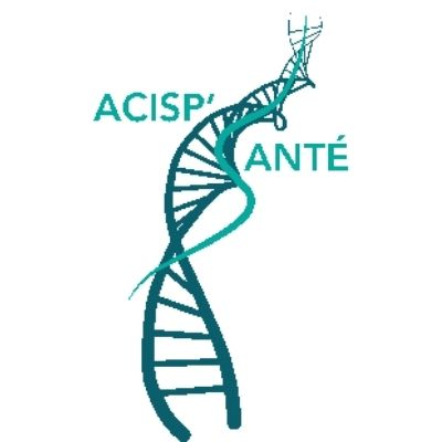 Logo Acisp'Santé
